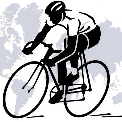 Follow Us on Cycling Track Map
